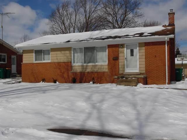 264 Highland Drive, Saline, MI 48176 (#543271359) :: GK Real Estate Team