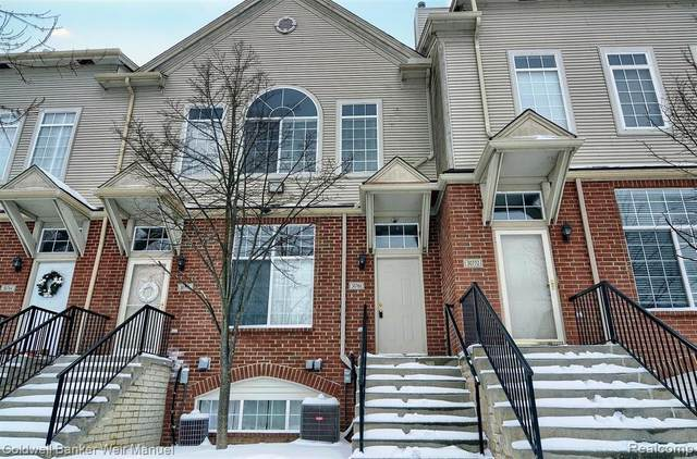 30766 Ardmore Court, Novi, MI 48377 (#2200016461) :: GK Real Estate Team