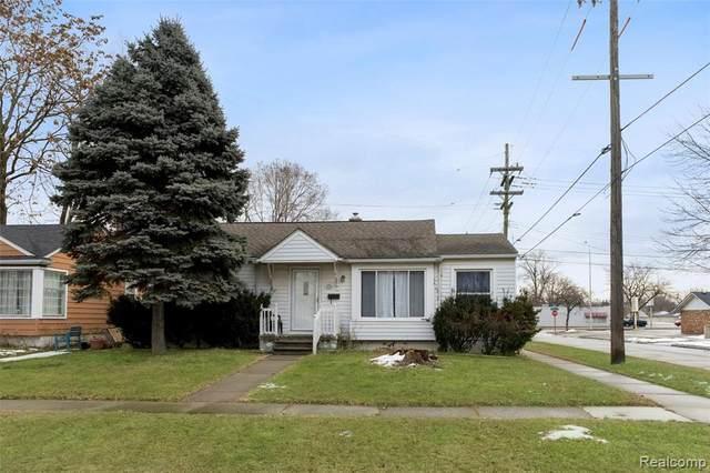 26304 Brush Street, Madison Heights, MI 48071 (#2200016563) :: RE/MAX Nexus