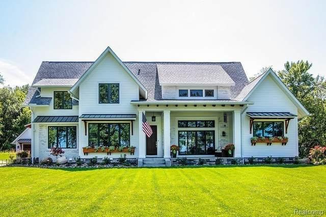 00 Seven Mile Road, Salem Twp, MI 48167 (#2200016720) :: GK Real Estate Team