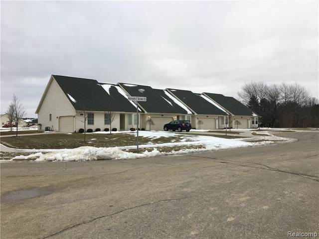 1921 William Imlay Drive, Imlay City, MI 48444 (#2200016758) :: Springview Realty