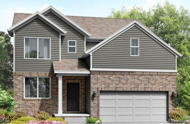 3387 Mildred, Rochester Hills, MI 48309 (MLS #2200016780) :: The Toth Team