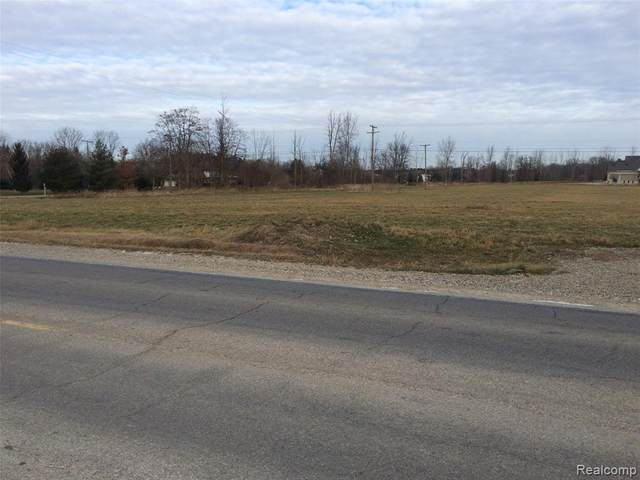 D3 & D4 Dryden Road, Almont Twp, MI 48003 (#2200017013) :: The Mulvihill Group