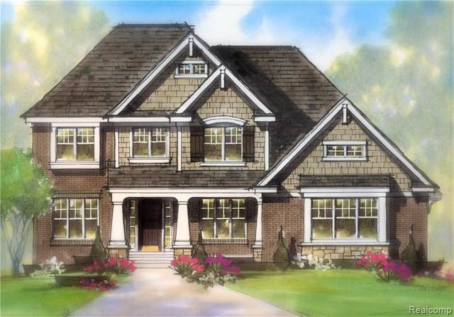 22335 Diamond Court, Farmington Hills, MI 48335 (#2200017902) :: Duneske Real Estate Advisors