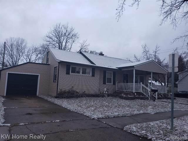 3995 Oakshire Avenue, Berkley, MI 48072 (#2200017925) :: GK Real Estate Team