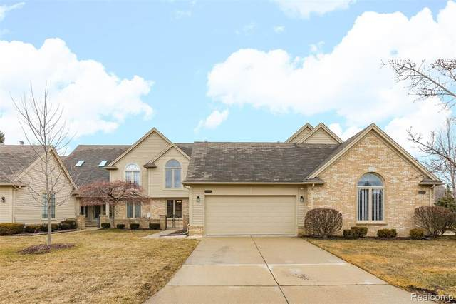 16970 Driftwood Drive, Macomb Twp, MI 48042 (MLS #2200018152) :: The Toth Team