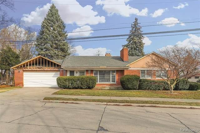 22410 Wilson Avenue, Dearborn, MI 48128 (#2200018170) :: Novak & Associates