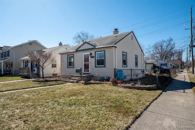 3695 Tyler Avenue, Berkley, MI 48072 (#2200018402) :: GK Real Estate Team