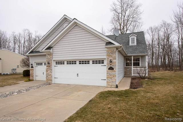 1530 Nottingham Forest Trail #55, Williamston, MI 48895 (MLS #2200018454) :: The Toth Team