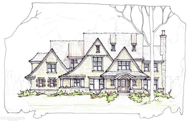 516 W Deeplands Lane Lot# 6, Village of Grosse Pointe Shores, MI 48236 (MLS #58050007409) :: The Toth Team