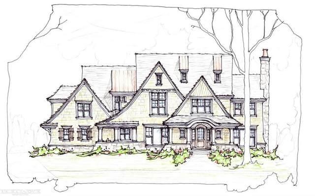 520 W Deeplands Lane Lot# 7, Village of Grosse Pointe Shores, MI 48236 (MLS #58050007410) :: The Toth Team