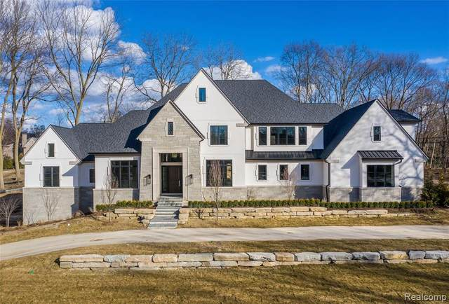 30 Orchard Lane, Bloomfield Hills, MI 48304 (#2200018491) :: Keller Williams West Bloomfield