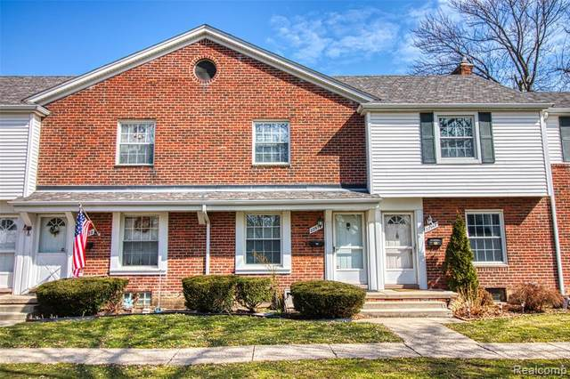 22970 Gary Lane, Saint Clair Shores, MI 48080 (#2200019005) :: GK Real Estate Team