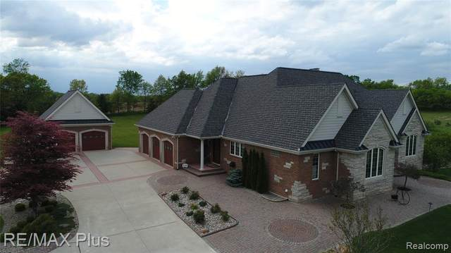 2108 Greater Oak Drive, Lapeer Twp, MI 48446 (#2200019332) :: RE/MAX Nexus