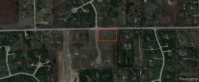 9003 York Crest Drive, York Twp, MI 48176 (#2200019335) :: Alan Brown Group