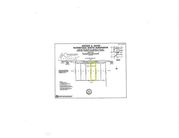 Lot 4 Cement City Rd, Woodstock, MI 49230 (MLS #55202000630) :: The Toth Team