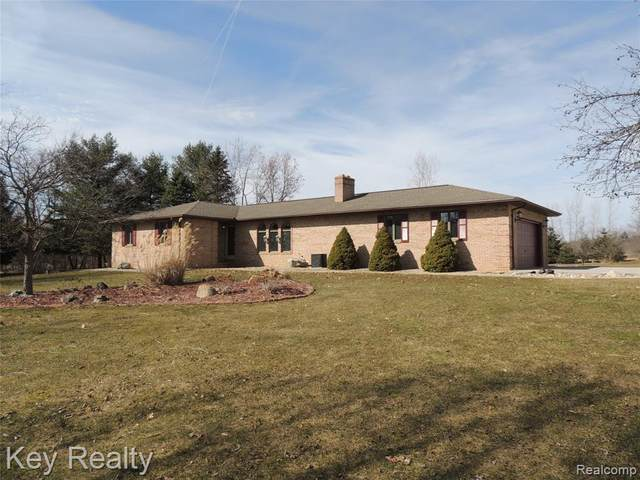 3500 Johnson Road, Saline Twp, MI 48176 (#2200019572) :: Alan Brown Group