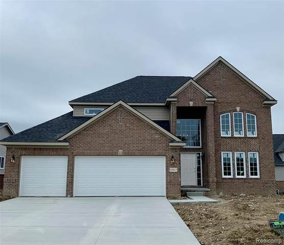 55917 Worlington Lane, Lyon Twp, MI 48178 (#2200019698) :: Springview Realty