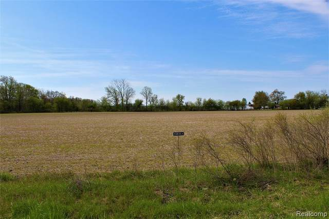 Parcel C Sharrard Road, Berlin Twp, MI 48002 (MLS #2200019816) :: The Toth Team