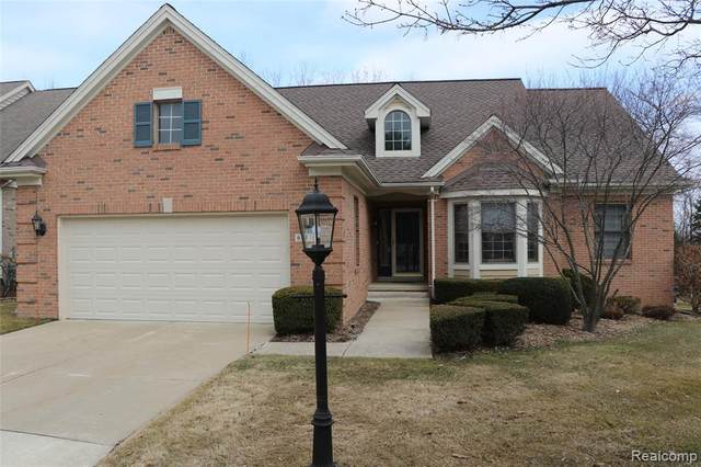 62874 Walker Court, Washington Twp, MI 48094 (#2200019896) :: Alan Brown Group