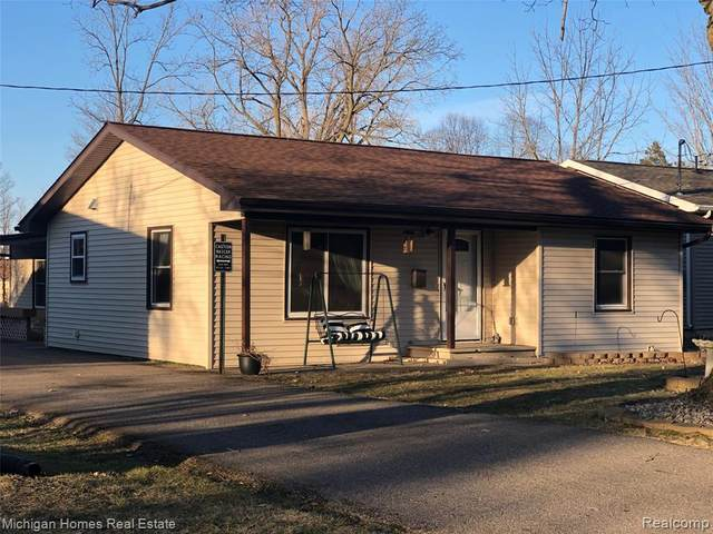220 Lloyd Street, Williamston, MI 48895 (MLS #2200019900) :: The Toth Team