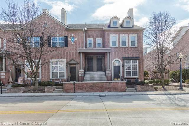 22195 W Village Drive, Dearborn, MI 48124 (#2200019996) :: BestMichiganHouses.com