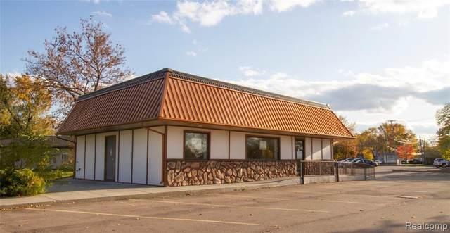 14167 Dix-Toledo Road, Southgate, MI 48195 (#2200020011) :: Novak & Associates