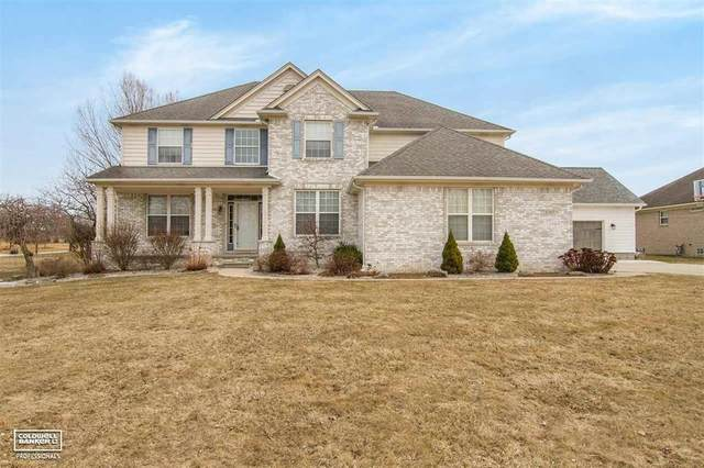 2387 Joseph Tamron Dr, ST. CLAIR TWP, MI 48079 (#58050007836) :: GK Real Estate Team