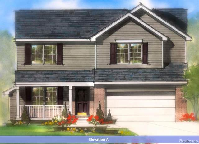 12225 Lincolnshire, Sterling Heights, MI 48312 (#2200020167) :: The Mulvihill Group