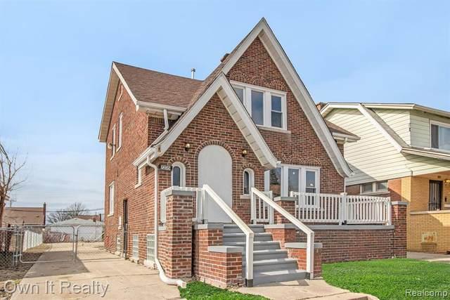 7235 Vaughan Street, Detroit, MI 48228 (#2200020211) :: The Buckley Jolley Real Estate Team