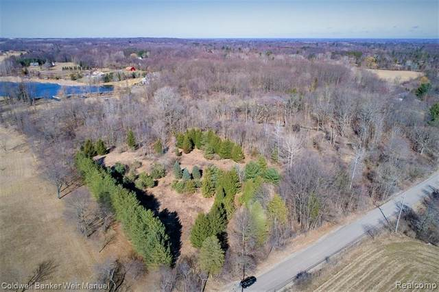 4625 33 MILE Road, Bruce Twp, MI 48065 (#2200020219) :: The Mulvihill Group