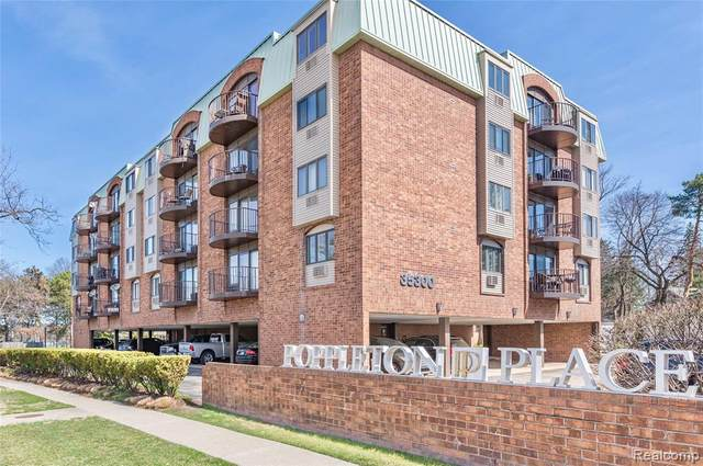 35300 Woodward Avenue #301, Birmingham, MI 48009 (#2200020259) :: BestMichiganHouses.com