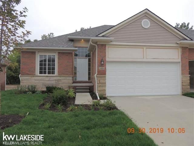 15028 Village Park Circle Unit #66/Buildi, Shelby Twp, MI 48315 (#58050008012) :: Alan Brown Group