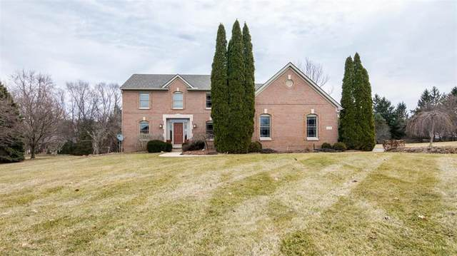 9127 Yorkshire Drive, York Twp, MI 48176 (#543271868) :: Alan Brown Group