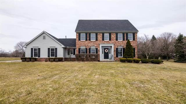 9162 Cambridge Drive, York Twp, MI 48176 (#543271871) :: Alan Brown Group