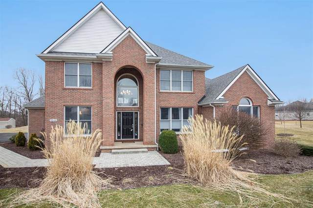 9548 Sandpiper Lane, York Twp, MI 48176 (#543271862) :: Alan Brown Group