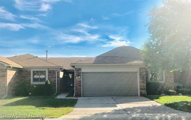 13843 Bayview Drive, Sterling Heights, MI 48313 (#2200020949) :: BestMichiganHouses.com