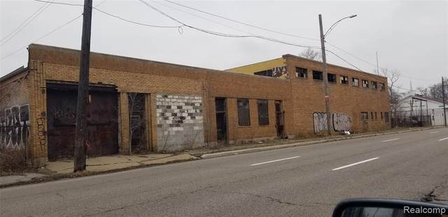 9325 E Forest Avenue, Detroit, MI 48214 (#2200020951) :: Alan Brown Group