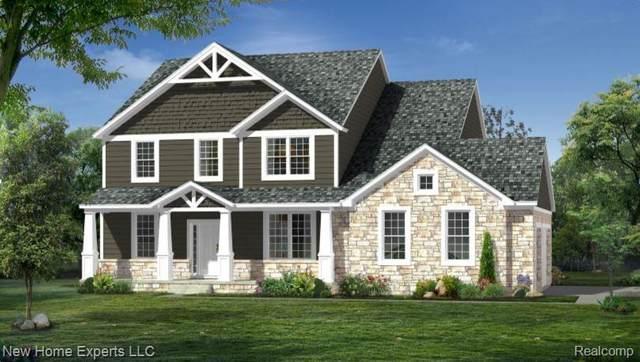 46115 White Pines Drive, Novi, MI 48374 (#2200020972) :: Duneske Real Estate Advisors