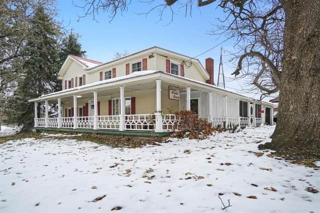 8950 Greenwood Road, Grass Lake, MI 49201 (#543271906) :: The Buckley Jolley Real Estate Team