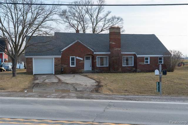 60629 New Haven Rd, Lenox Twp, MI 48048 (#2200021125) :: RE/MAX Nexus