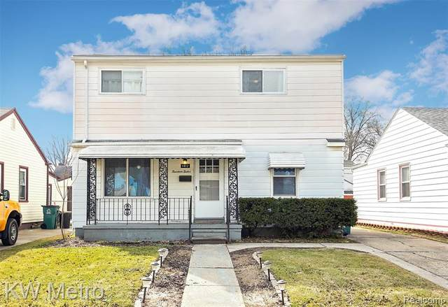 1412 E Breckenridge Street, Ferndale, MI 48220 (#2200021224) :: Alan Brown Group