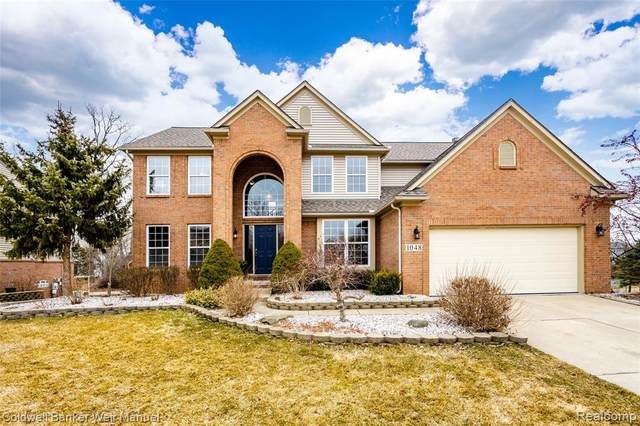 1048 Birchway Court, South Lyon, MI 48178 (#2200021372) :: The Mulvihill Group