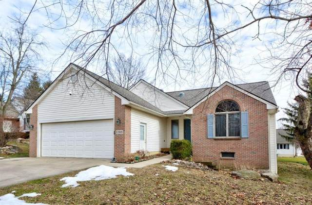 1316 Woodland Court, Saline, MI 48176 (#543271915) :: Alan Brown Group