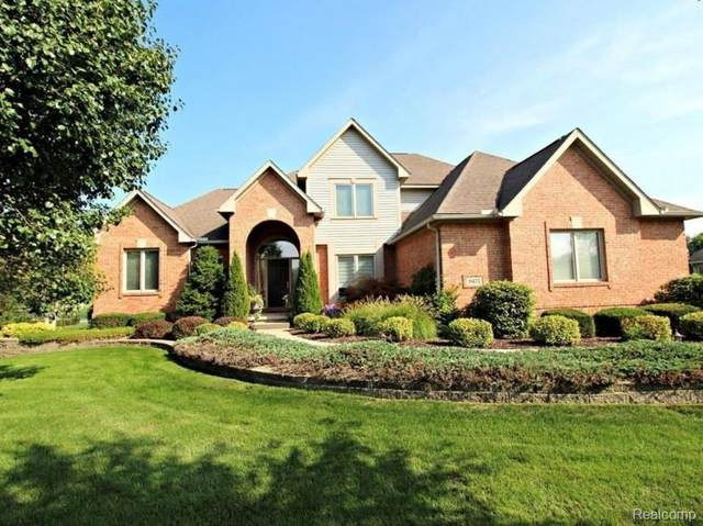 9475 Shyre Circle, Davison Twp, MI 48423 (#2200021418) :: The Merrie Johnson Team