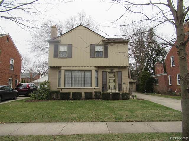 411 Claremont Street, Dearborn, MI 48124 (#2200021474) :: Alan Brown Group