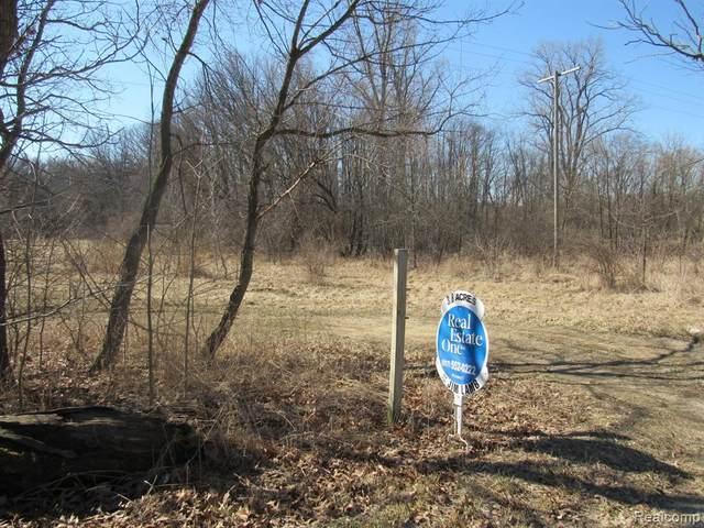 0 Roberts Road, Iosco Twp, MI 48137 (#2200021515) :: The Buckley Jolley Real Estate Team