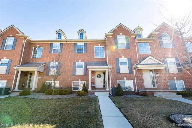6212 Cheshire Park Drive #27, Independence Twp, MI 48346 (#2200021553) :: Keller Williams West Bloomfield