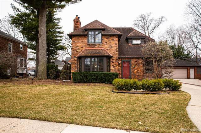 476 Berkley Street, Dearborn, MI 48124 (#2200021597) :: The Alex Nugent Team | Real Estate One