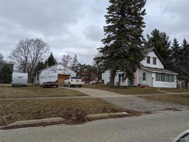 507 Hickory Street, Linden, MI 48451 (#2200021602) :: The BK Agency